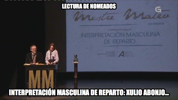 Mestre Mateo meme 2